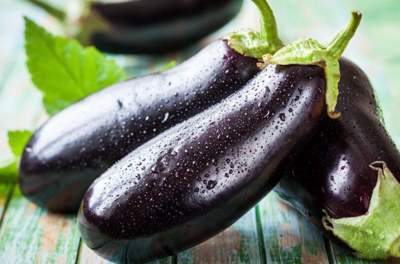 Une envie d'aubergine ?