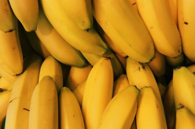 La banane, un des fruits préférés des enfants !