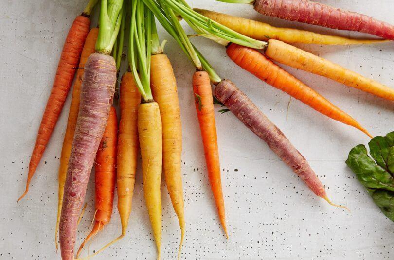 La carotte, à cuisiner dès les 4/6 mois de votre bébé !