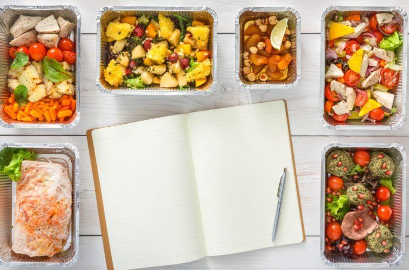 Envie de prévoir vos menus pour la semaine en 3 clics ?