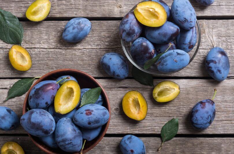 La prune, un fruit pour faire plaisir à toute la famille !