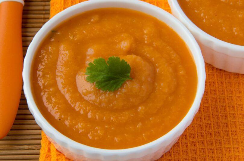 Soupe de carottes et panais