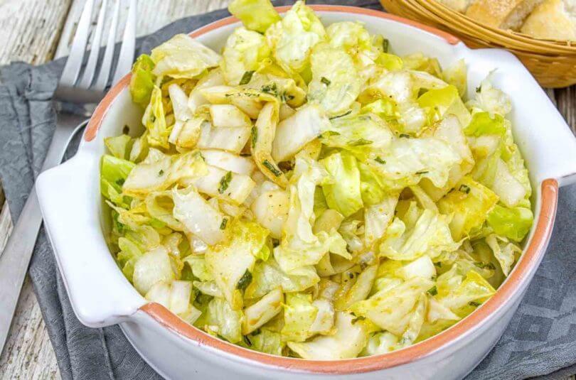 Salade de clémentines et d'endives