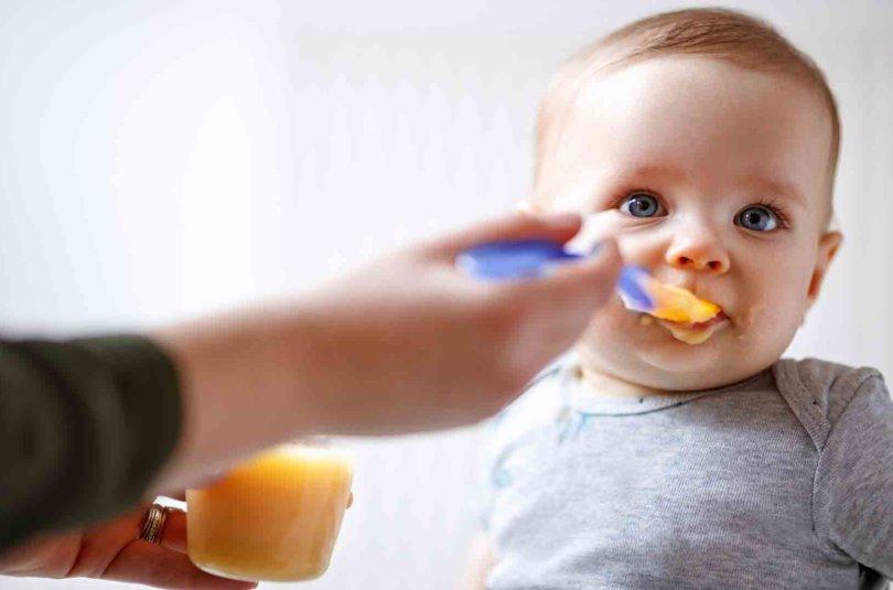Top 5 des recettes d'automne pour bébé de 6 à 12 mois